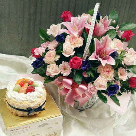 나의 부모님 II+케이크