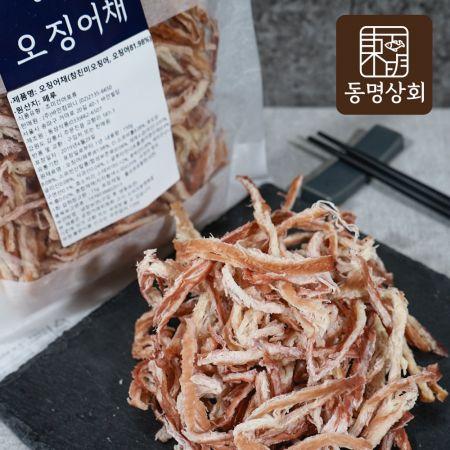 참진미 오징어채 1000g