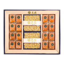 황토방 곶감 잣 세트
