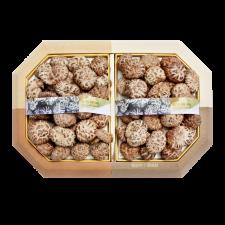 황토방 표고버섯 팔각 흑화고세트 (소)