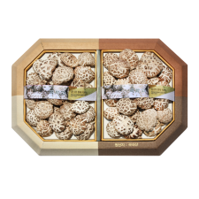 황토방 표고버섯 팔각 백화고세트 (대)