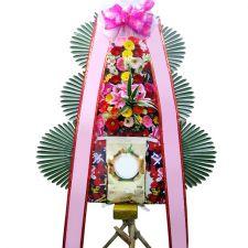 축하 쌀화환 10kg