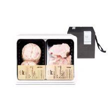 무항생제 한우로 만든 명품 사골 세트 6kg, 선물세트, 한국 선물, 추석 선물, 설날 선물