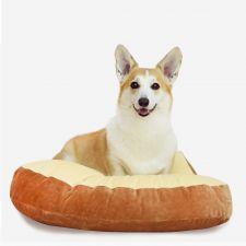 코튼푸드 식빵 강아지방석