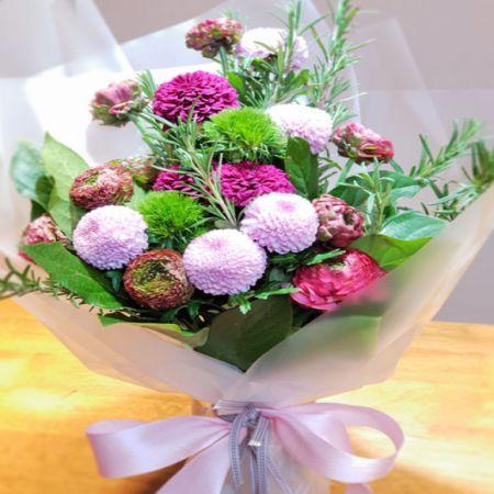 퐁퐁 꽃다발