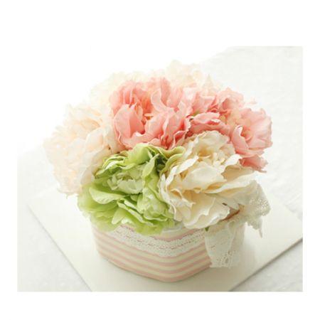 쁘띠케익 1단 - 핑크 (여아)