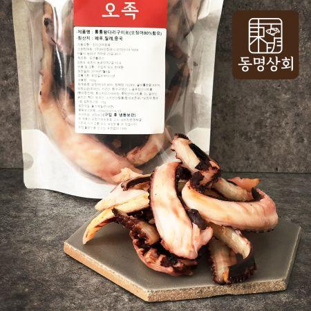 대왕오징어 통오족 500g