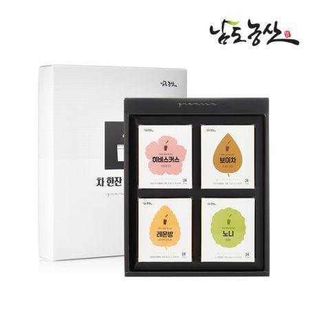남도농산 스틱 4종 선물세트