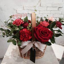 노블레스 오리엔탈 꽃바구니