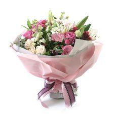 마들렌 꽃다발