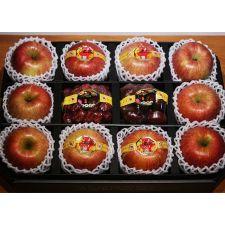 사과, 대추, 밤 선물 세트