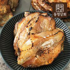 동명상회 대왕오징어 통오족 500g