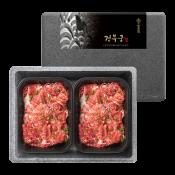 경복궁 양념불고기 선물세트