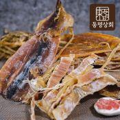 동명상회 울릉도 마른오징어 10마리