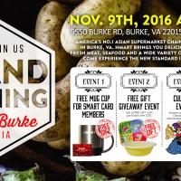 [Grand opening] Hmart Burke, VA