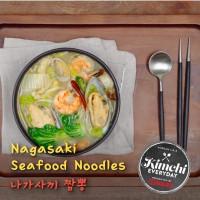 Nagasaki Seafood Noodles / 나가사끼짬뽕