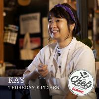 Chef Kay Hyun at Thursday Kitchen : Gochujang Gnocchi / 뇨끼 국물 떡볶이