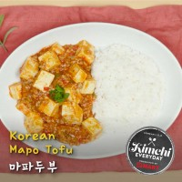 Korean Mapo tofu / 마파두부