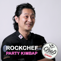"Chef Rockhun Kim ""RockChef"" : Party Kimbap – Flowers / 꽃김밥"
