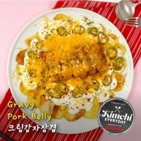 Gravy Pork belly / 크림감자삼겹