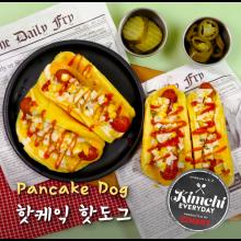 Pancake dog / 핫케익핫도그