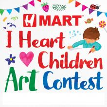 [2019] The 6th NY/NJ/PA/MA  H Mart Children Art Contest