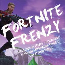 H Mart Austin Fortnite Frenzy! One Day ONLY !
