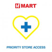 Priority Store Access
