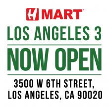 H Mart Los Angeles 3 - Now OPEN