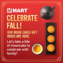 H Mart Invites You To Experience The Mid-Autumn Festival!