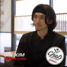 Chef Jin Kim at Han Mi Jung : Korean Bean Sprout Soup / 콩나물 해장국
