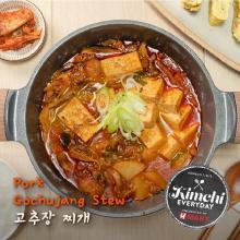 Pork Gochujang Stew / 고추장 찌개
